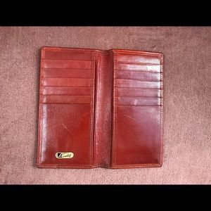 Lodis Leather Card Holder Wallet